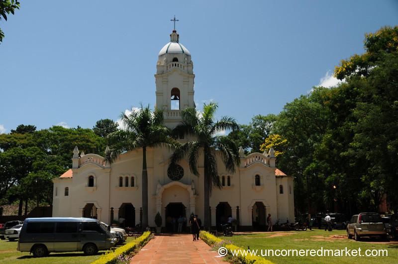 San Ignacio de Loyola Church, Paraguay