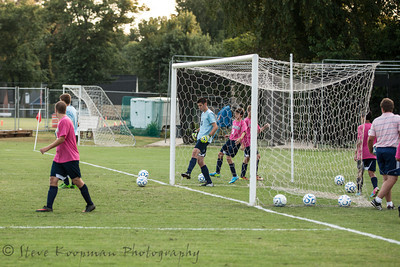 2013 PHS Boys Soccer vs New Albany