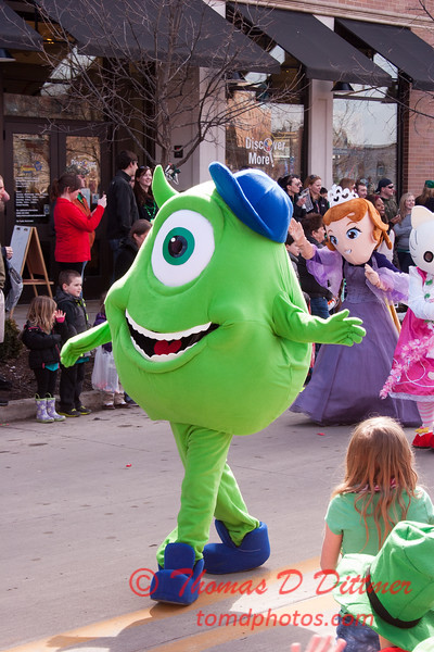 2014 - St. Patrick's Day Parade - Normal Illinois