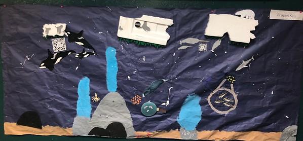 2019 June 6th Grade Ocean Projects