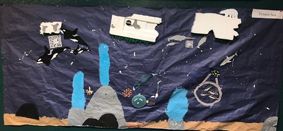 2019 June 6th Grade Ocean Projects