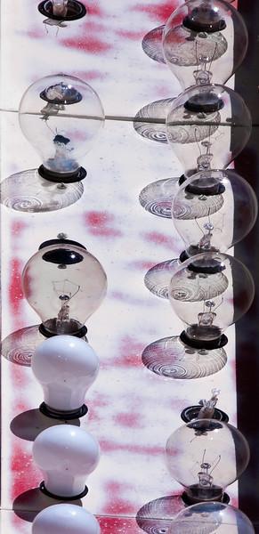 Lamps, Patagonia, Arizona, 2004