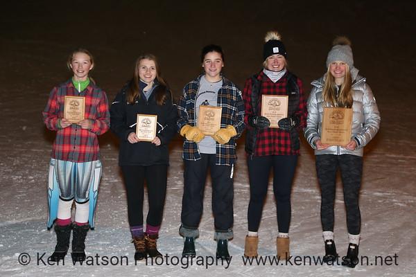 2019-01-17 Dave Dovholuk Memorial Kank Classic Ski Race