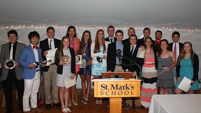 Spring/End of the Year Athletic Awards