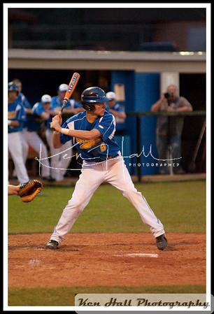 20100325 GMHS Baseball