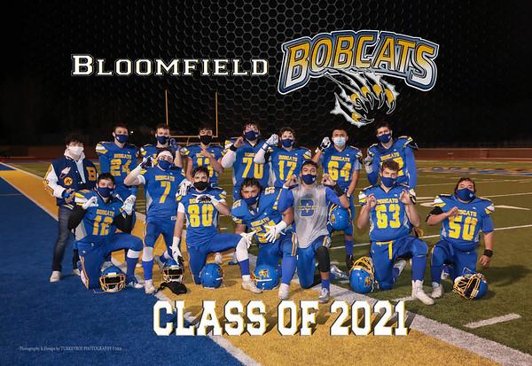 2021 BHS Bobcats Seniors