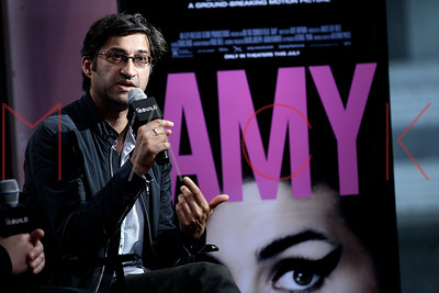 """New York, NY - July 10:  The BUILD Speaker Series: Discussing """"Amy"""", New York, USA."""