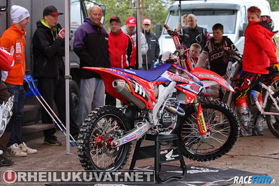 2013.7 Honda-leiri Kuopio 19.7.2013