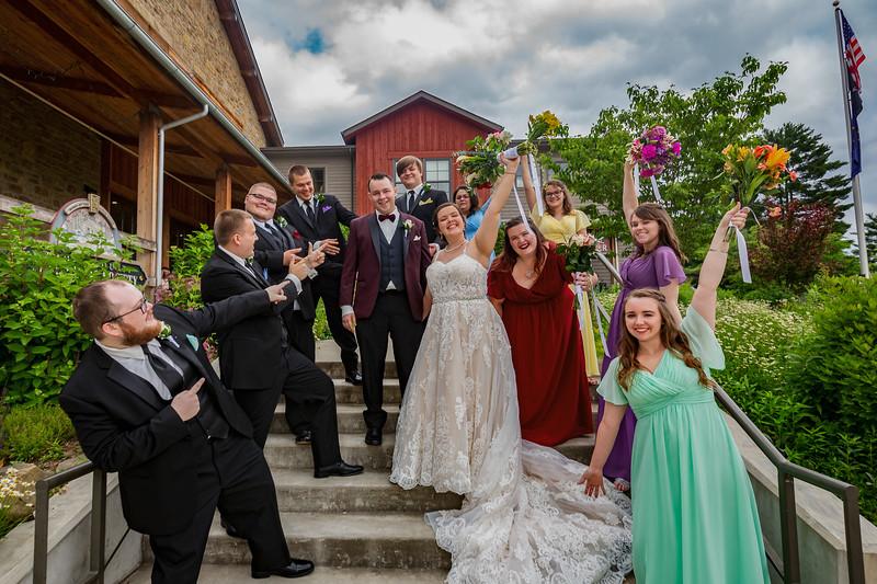 Madeline & Neil Wedding
