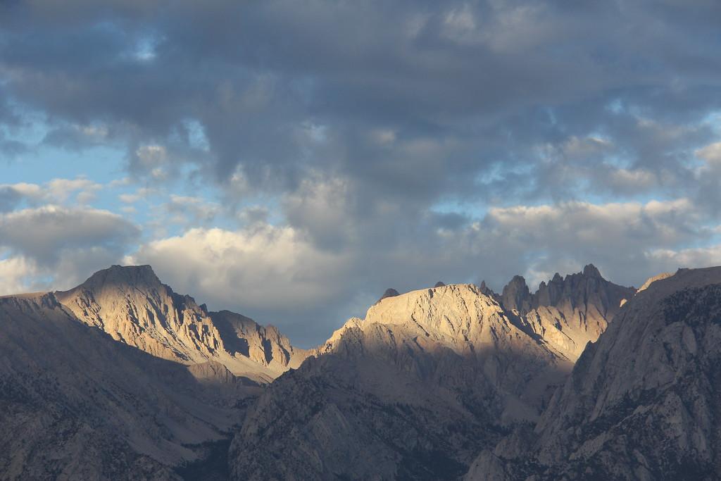 Sierras at Dawn 6, Lone Pine, California