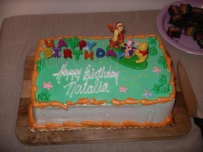 Natalia's 1st Birthday