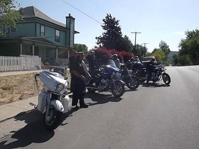 May 18, 2013 Another Lousy Ride, Prescott, Az
