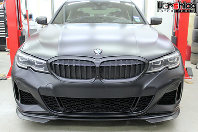 Jordan Gachman's 2020 BMW M340i, G20 Tester