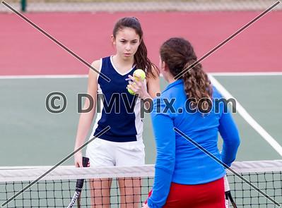 Annandale @ W-L Girls Tennis (11 Mar 2014)