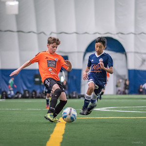 Bradford Blue vs SC Toronto Navy