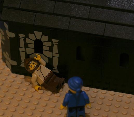 TREASURE: A Lego Pirate Parable