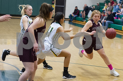 20180215 - Proctor @ West Rutland - Girls Basketball
