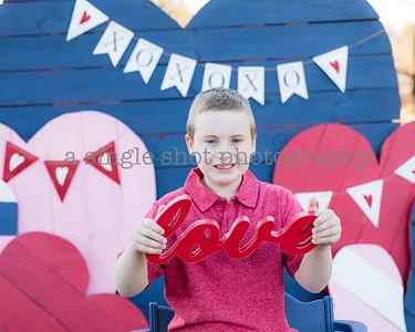 2021: Valentine's Day Minis