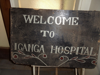 Visit to Iganga, Kamuli and Jinja