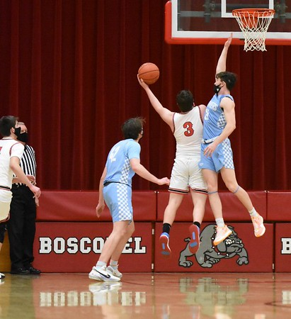 Mineral Point @ Boscobel Boys Basketball 2-10-21