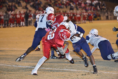 HHS vs Jenkins 1st Round of State Playoff