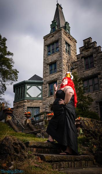 Castle - Halloween Shoot