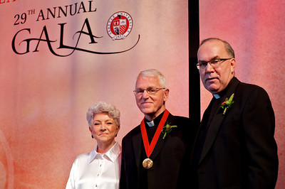 Seattle U- Gala medal