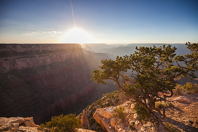 Grand Canyon National Park - August 16, 2014