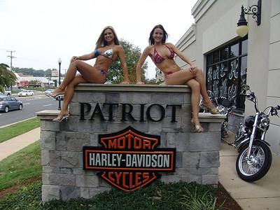 Patriot Harley Davison