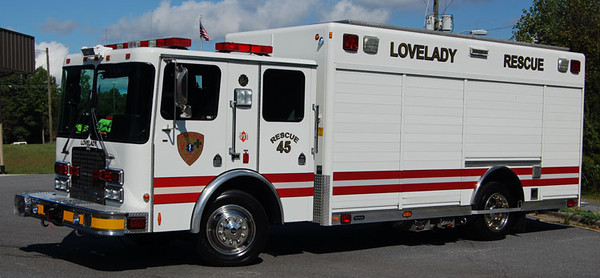Lovelady Rescue Squad