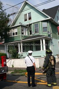 Grand St. Fire (Bridgeport, CT) 6/19/06