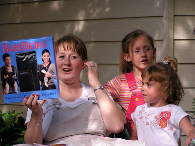 2003-Angie Baby shower