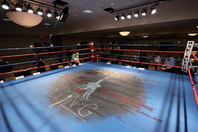 Ballroom Brawl at the DoubleTree...Fights... Friday January 22, 2010