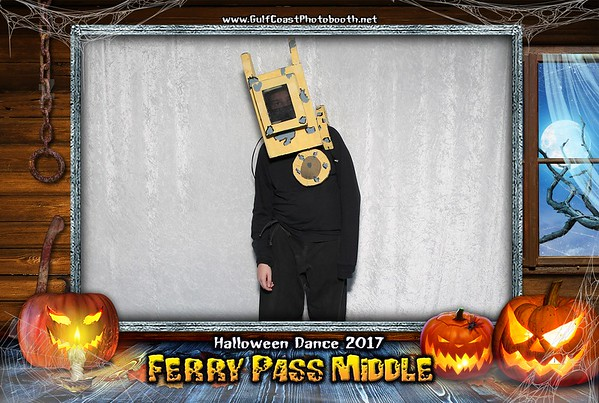 Ferry Pass Middle Halloween 2017