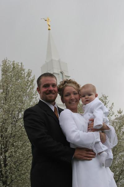 Brent Vaughn {Wedding}