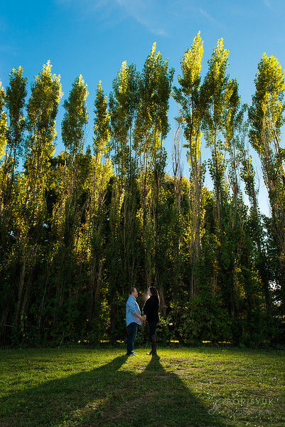 Tougas Farm Engagement Session: Samantha & Scott