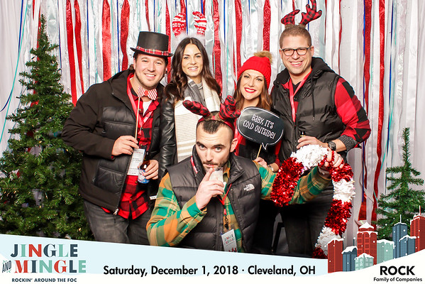 Jingle and Mingle:  Cleveland 2018
