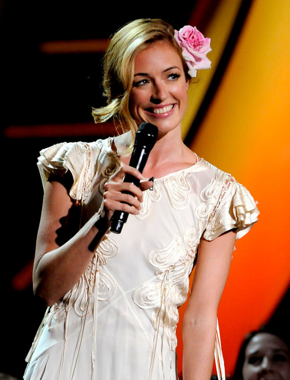 . Cat Deeley hosts SO YOU THINK YOU CAN DANCE airing Thursday, July 22 (9:00-10:00 PM ET/PT) on FOX. ©2010 Fox Broadcasting Co. Cr: Phil McCarten/FOX