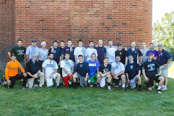 Men's Lacrosse Alumni Game (Photos by CV)