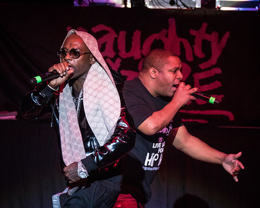Naughty By Nature at Hollywood Casino Amp 9/8/18