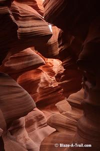 Antelope Canyon (Lower) - Near Page, AZ