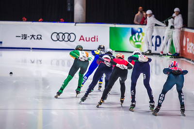 Shorttrack World Cup Dordrecht 2017