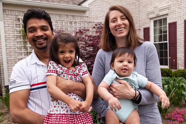 Manglam Family Celebration