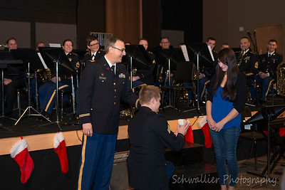 126 Army Band - Dec 2015