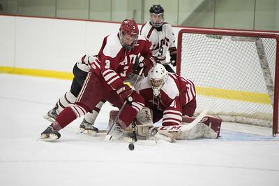 3/1/17: Boys' Varsity Hockey v Albany Academy