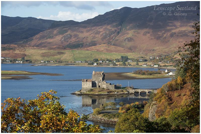 Eilean Donan Castle, Dornie, Lochalsh (2)
