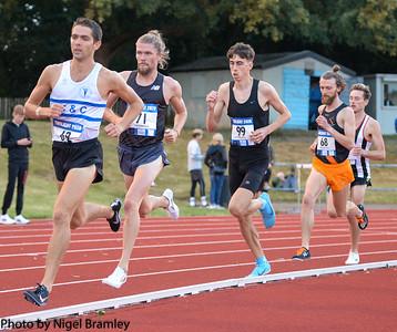 Race 13 - Men's 3000 metres