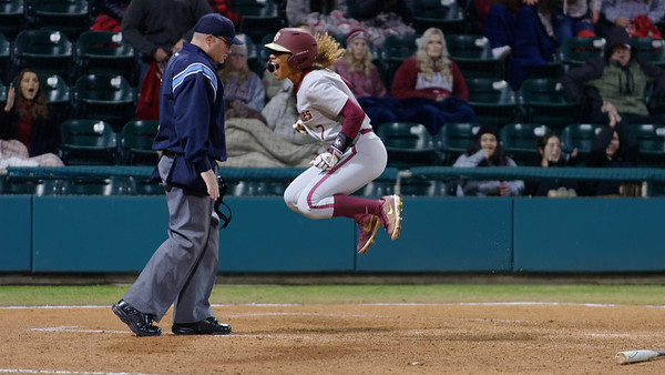 FSU Softball v Alabama Feb 7 2020