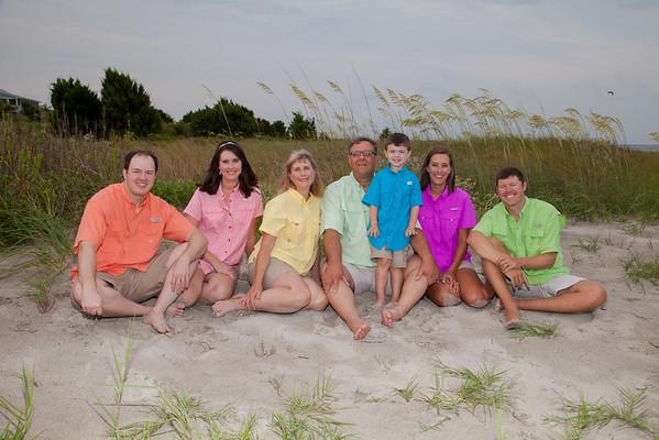 Elinski Family 2015