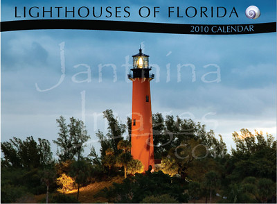 2010 Lighthouses of Florida Calendar Sale